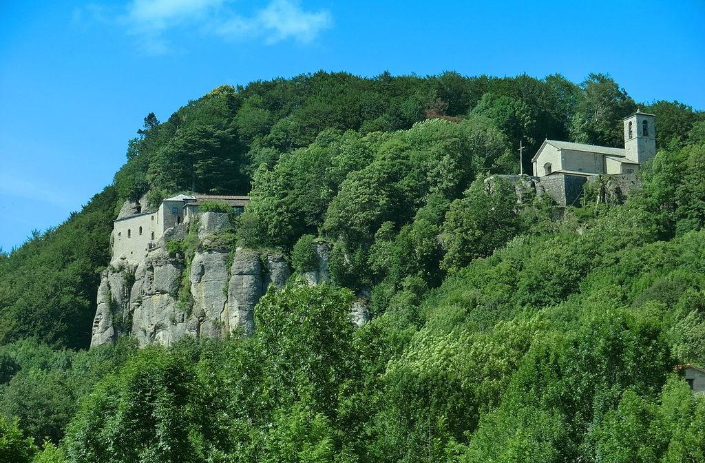 Santuario della Verna – Foto: Wikimedia Commons