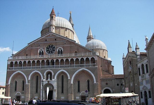 Padova, Basilica di Sant'Antonio – Foto: Wikimedia Commons