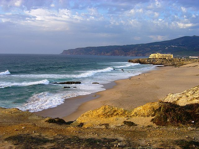 Praia do Guincho – Foto Wikimedia Commons