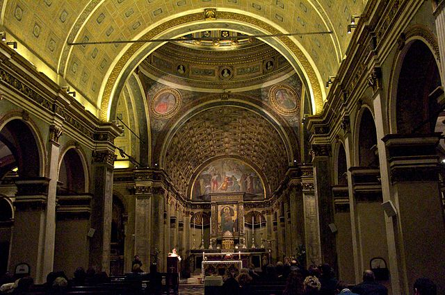 Milano, Chiesa di San Satiro – Foto Wikipedia