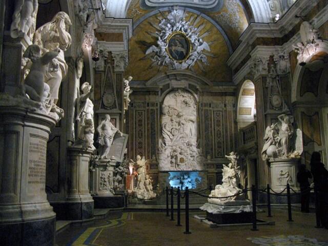 Cappella Sansevero – Foto Wikipedia