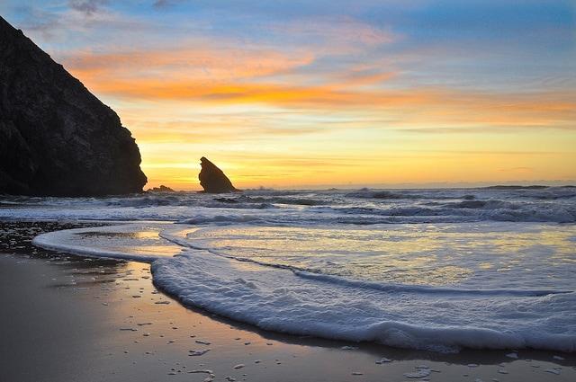 Praia da Adraga – Foto di Mario Tomé