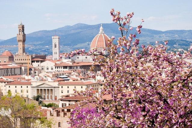 Veduta di Firenze dal Giardino Bardini – Credits: Aurelio Merenda