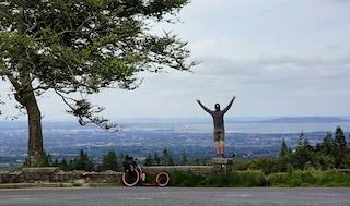I diari del monopattino, giorno 17 (ultima tappa): a Dublino dopo 1700 km