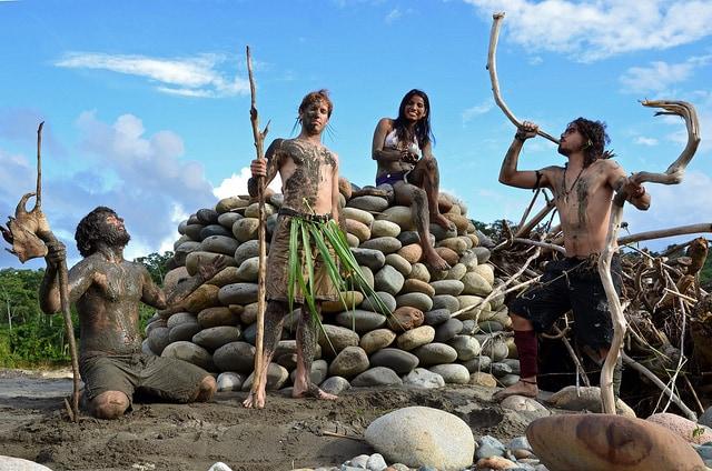 Scoprire nuove culture. Foto da Flickr