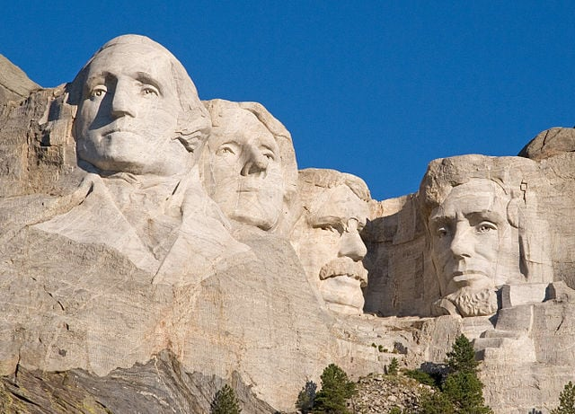 Mount Rushmore National Memorial – Foto Wikimedia Commons