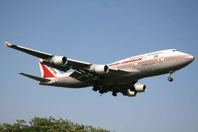 Un aeromobiledi Air India spicca il volo – Foto Wikimedia Commons