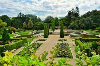 Il castello di Arcen e i suoi giardini delle meraviglie