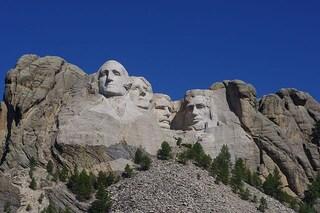 Viaggio sul Monte Rushmore, il monumento dei 4 presidenti