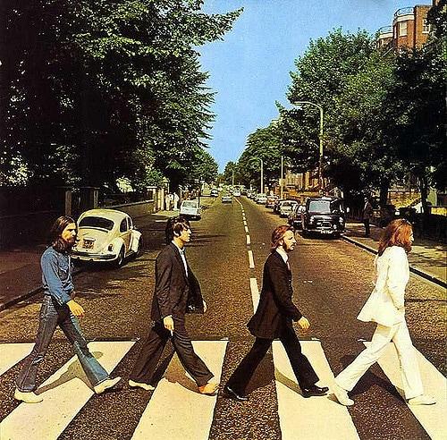 Abbey road. Foto da Flickr