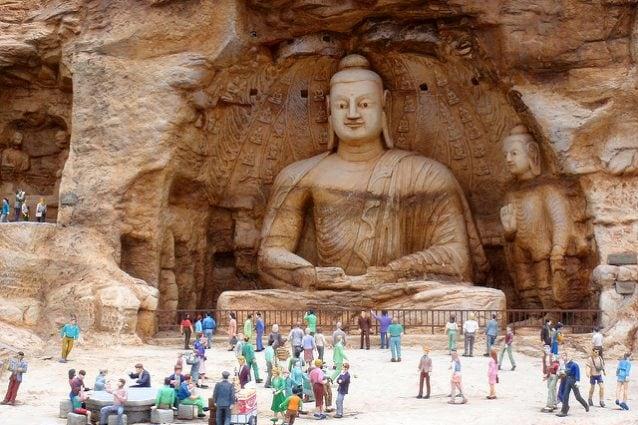 Grotte di Mogao – Credits: Kzaral