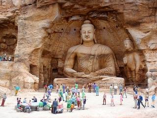 Cina, il fascino misterioso delle Grotte di Mogao