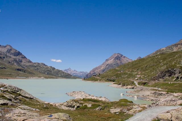 Lago Bianco. Foto di Giovy