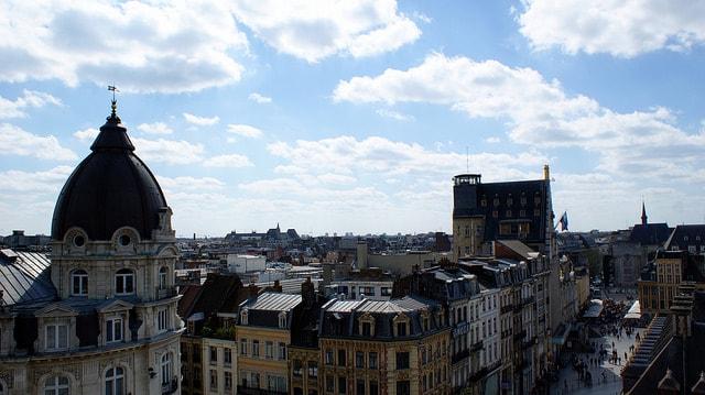 l'Opéra de Lille. Foto da Flickr