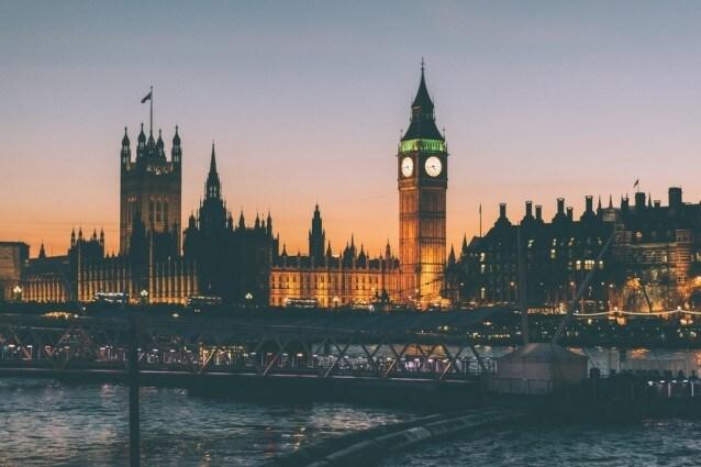 Londra. Foto da pexeles