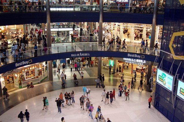 Mall of America, Minneapolis – Foto jpellgen