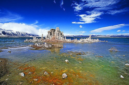 Mono Lake – Credits: Liza
