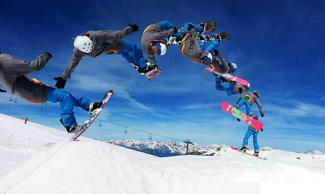 Kawabonga Snowpark Montecampione. Foto di Mauro Piovani