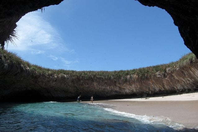 Playa del Amor – Credits: Christian Frausto Bernal