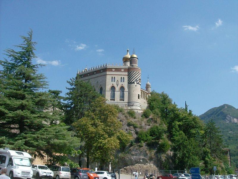 Rocchetta Mattei. Foto da Wikipedia