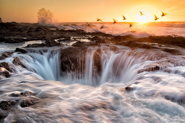 Thor's Well – Credits: Bill Young