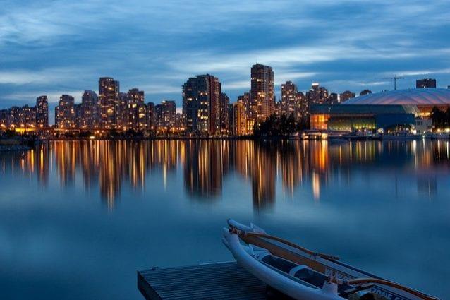 Veduta di Vancouver – Credits: _T604
