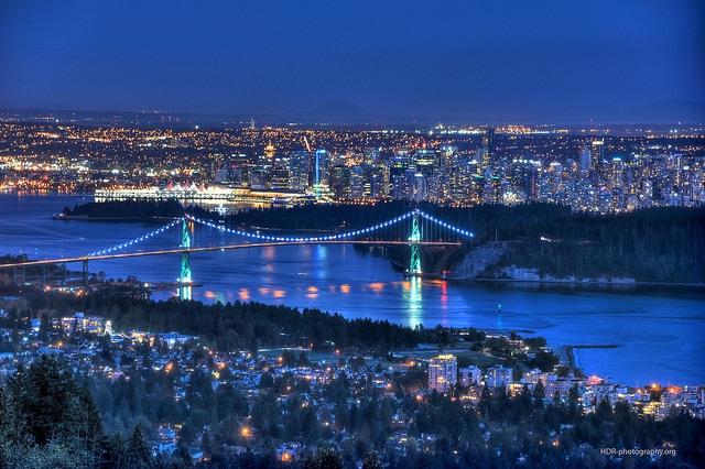 Veduta di Vancouver – Credits: Tim Shields