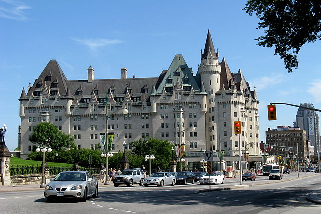 Fairmont Chateau Laurier – Foto Wikimedia Commons