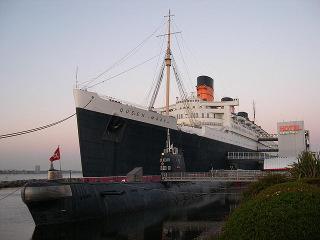 Queen Mary Hotel – Foto Wikimedia Commons