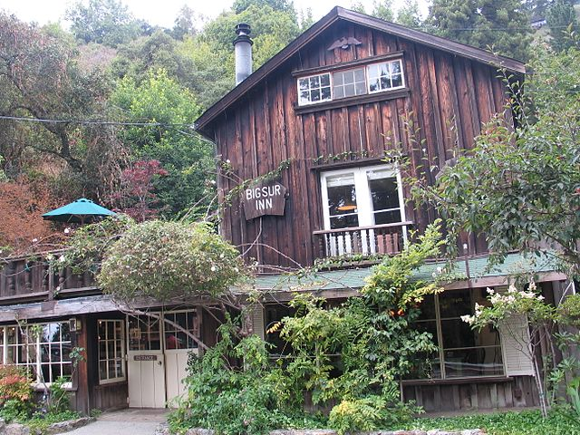 Deetjen's Big Sur Inn – Foto Wikimedia Commons