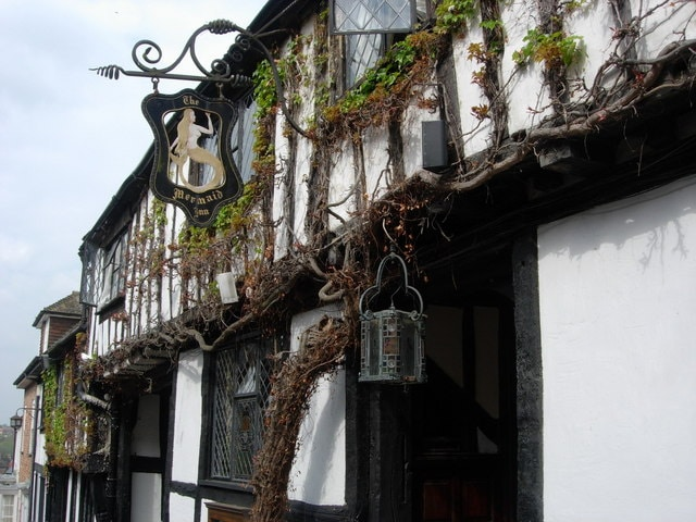 The Mermaid Inn – Foto Wikimedia Commons