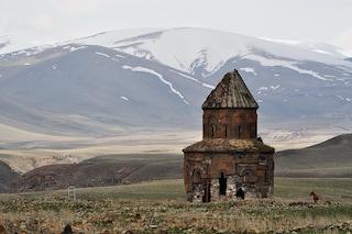 La città fantasma di Ani in Turchia: dalla gloria alle rovine