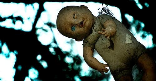 Isola delle bambole. Foto da Flickr