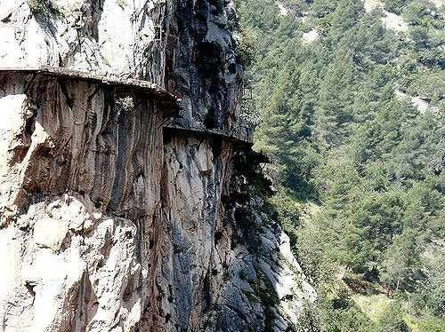 Caminito del Rey, Spagna – Credits: akx