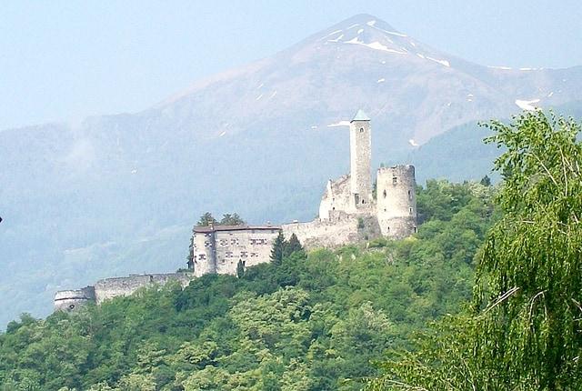 Castel Telvana. Foto di Flickr