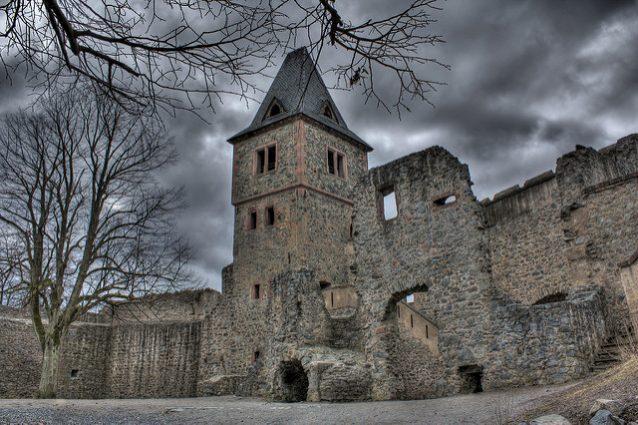 Castello di Frankenstein – Foto di Yvo Geis