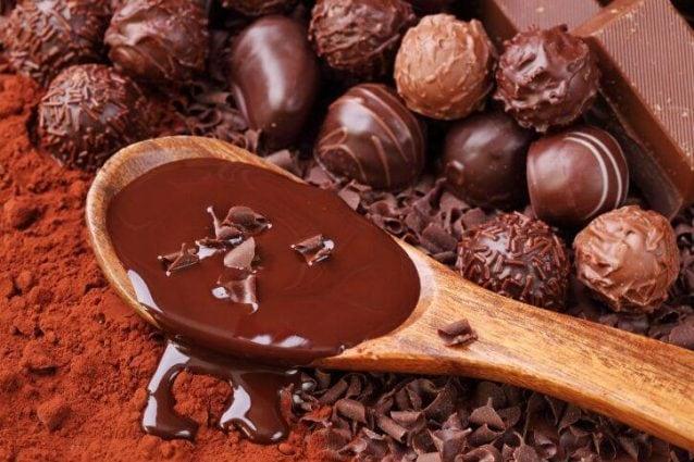 Eurochocolate è il più grande evento in Italia dedicato al cioccolato