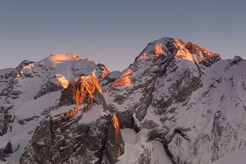 Dolomiti. Foto da Wikipedia