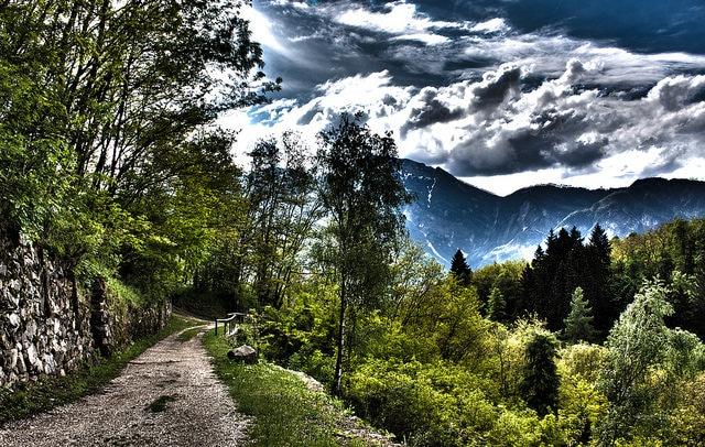 Levico Terme. Foto di Marcello
