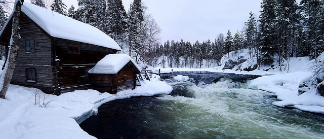 Oulanka. Foto da Flickr