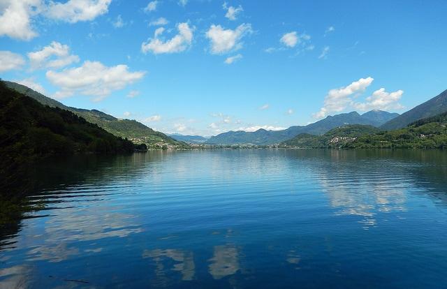 Lago Caldonazzo. Foto di Fra