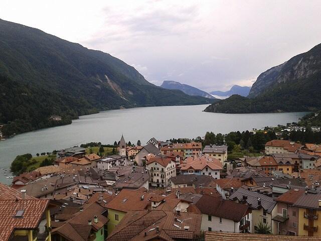 Lago di Molveno. Foto diFlickr