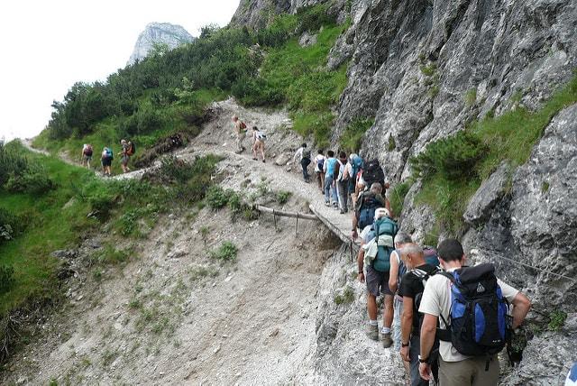 Escursioni a Moveno. Foto di Adam Sporka