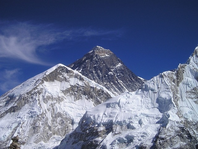 Monte Everest – Foto Pixabay