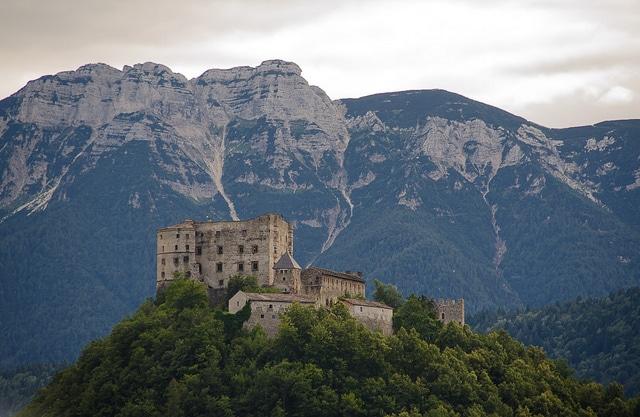Castello di Pergine. Foto di Ioliola