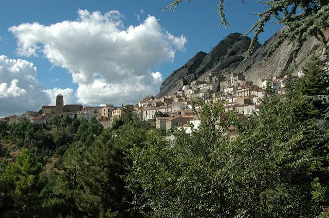 Pietrapertosa. Foto di Basilicata Turistica