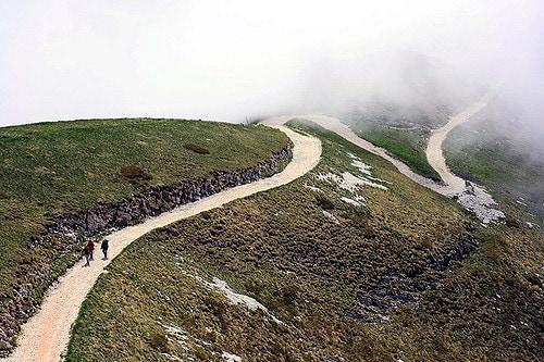 Sentiero Monte Baldo. Foto da Flickr