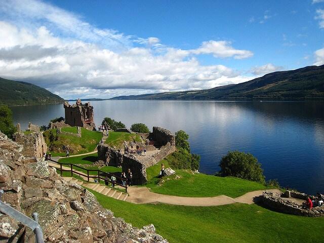 Castello di Urquhart – Foto di IMP1