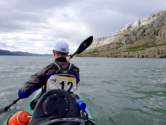 Yukon River Quest – Credits: Thompson Rivers University