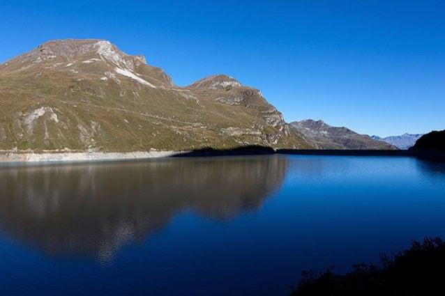 Grimentz, Lago di Moiry – Foto Wikimedia Commons